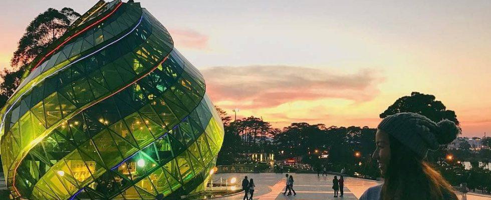 Tour Du Lịch Tết Đà Lạt Có Gì Đặc Biệt? - quảng trường Lâm Viên